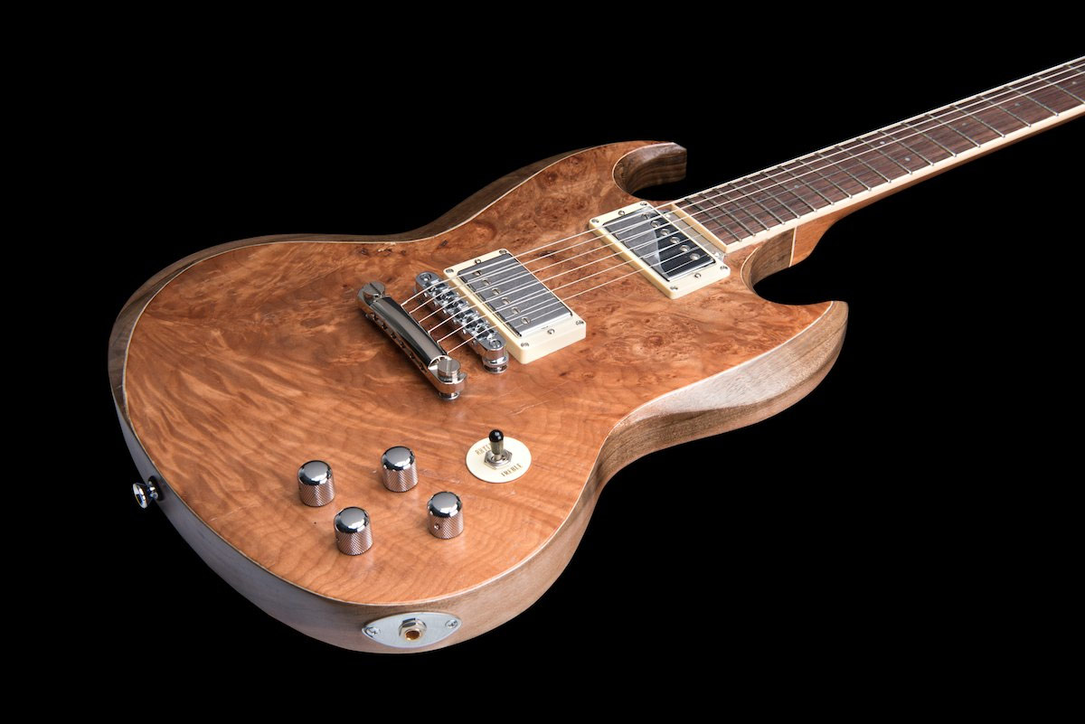 smoke chitarra elettrica shank instruments laboratorio